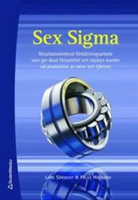 Sex Sigma : resultatorienterat förbättringsarbete som ger ökad lönsamhet och nöjdare kunder vid produktion av varor och tjänster