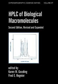 Hplc of Biological Macromolecules