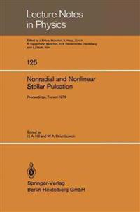 Nonradial and Nonlinear Stellar Pulsation