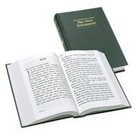 Giant Print New Testament-NIV