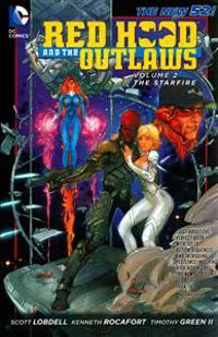 Red Hood and the Outlaws Volume 2: The Starfire TP (The New 52)