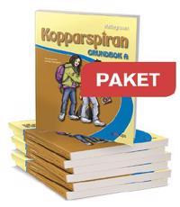 Mattegruvan Kopparspiran Paket 4a 10 ex+ 4b 10 ex+ Lhl