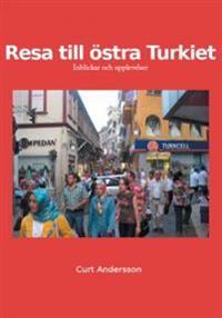 Resa till östra Turkiet : inblickar och upplevelser