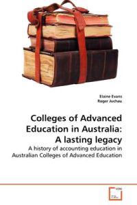 Colleges of Advanced Education in Australia