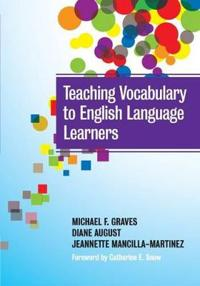 Teaching Vocabulary to English Language Learners