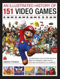 An Illustrated History of 151 Video Games