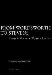 From Wordsworth to Stevens