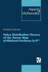 Value Distribution Theory of the Gauss Map of Minimal Surfaces in Rm