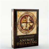Animal Dreaming Oracle (Featuring 45 Cards & 132 Page Guidebook) (Deck)