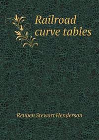 Railroad Curve Tables