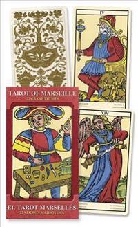 Tarot of Marseille Grand Trumps