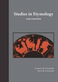Studies in Etymology