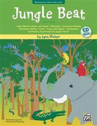 Jungle Beat: Book & CD