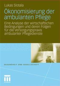 konomisierung Der Ambulanten Pflege