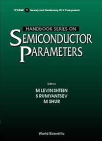 Handbook Series on Semiconductor Parameters