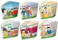 Oxford Reading Tree: Level 2 More A Decode and Develop Class Pack of 36