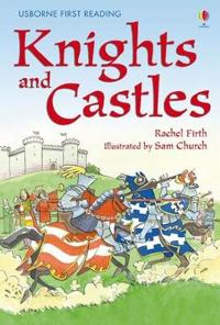 First reading series four - knights and castles