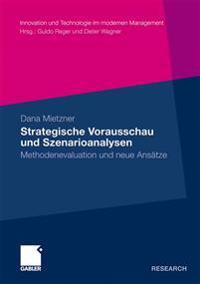 Strategische Vorausschau Und Szenarioanalysen