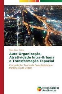 Auto-Organizacao, Atratividade Intra-Urbana E Transformacao Espacial