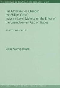 Has Globalization Changed the Phillips Curve?