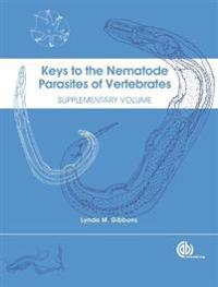 Keys to the Nematode Parasites of V