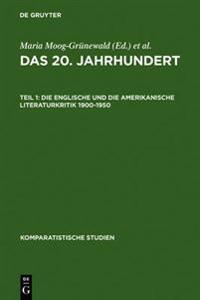 Geschichte Der Literaturkritik, 1750-1950