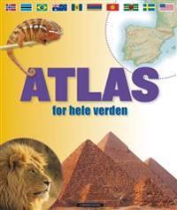 Atlas for hele verden