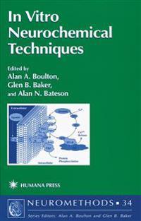 In Vitro Neurochemical Techniques