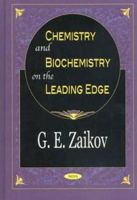 Chemistry and Biochemistry on the Leading Edge