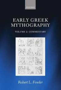 Early Greek Mythography