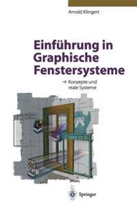Einfuhrung in Graphische Fenstersysteme
