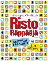 Risto Räppääjä. Erittäin salainen - Top Secret
