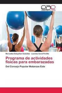 Programa de Actividades Fisicas Para Embarazadas
