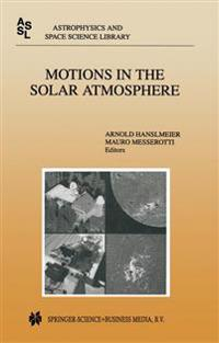 Motions in the Solar Atmosphere