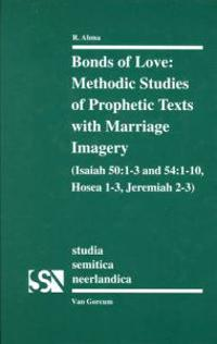 Bonds of Love: Methodic Studies of Prophetix Text with Marriage Imagery