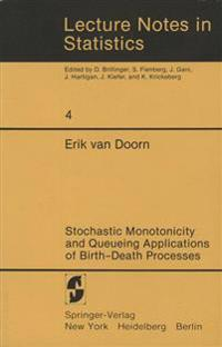 Stochastic Monotonicity and Queuing Applications of Birth-Death Processes