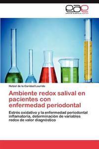 Ambiente Redox Salival En Pacientes Con Enfermedad Periodontal