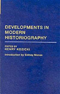 Developments in Modern Historiography