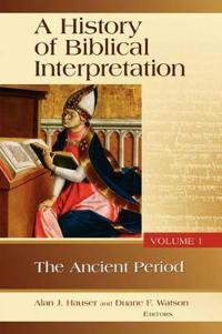 A History of Biblical Interpretation