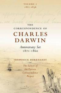 The Correspondence of Charles Darwin 8 Volume Paperback Set