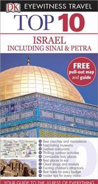 Top 10 Israel including Sinai and Petra