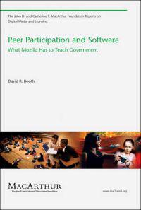 Peer Participation and Software
