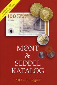 Det lille røde møntkatalog 2011