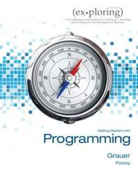 Exploring Getting Started With Programming