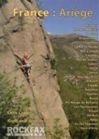 France: ariege - rockfax rock climbing guidebook