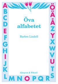 Öva alfabetet