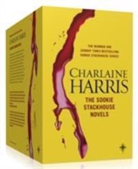 True Blood Box Set 3 (Book 1-10)