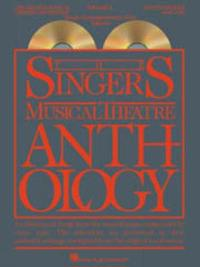 Singer's Musical Theatre Anthology - Volume 1: Baritone/Bass Book/Online Audio [With 2 CDs]
