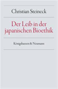 Der Leib in der japanischen Bioethik