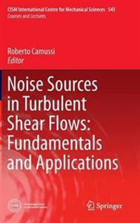 Noise Sources in Turbulent Shear Flows